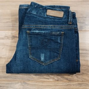 Seven7 jeans (distressed)